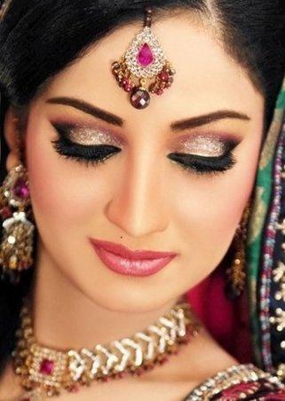 Full Bridal Makeup Step By Step : APRENDA FAZER UMA BEL?SSIMA MAQUIAGEM INDIANA COM O ...